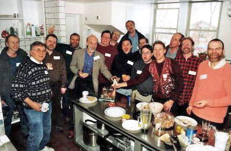 Twin Cities Men's Center - ManKind Project Minnesota Men's Brunch - 2001